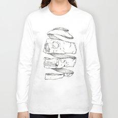 Twister Skull Long Sleeve T-shirt