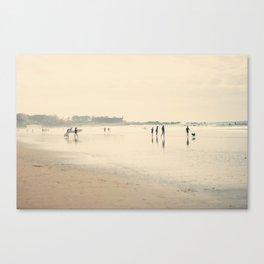 beach life II Canvas Print