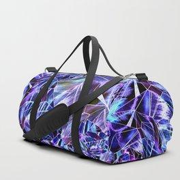 Ultraviolet Space Gem Duffle Bag
