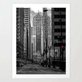 Board of Trade Art Print