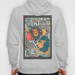 animals are cool Hoody