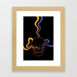 Last Breath Framed Art Print