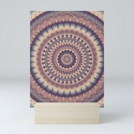 Mandala 512 Mini Art Print