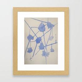 A#12 Framed Art Print