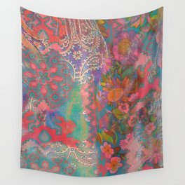 Tracy Porter / Poetic Wanderlust: Good Vibes Only Wall Tapestry