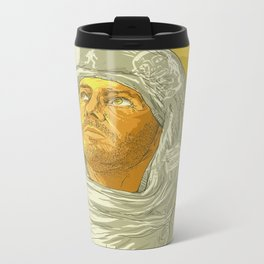 Raiders of the Lost Ark 30th Anniversary Poster Metal Travel Mug