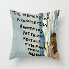Composition 495 Throw Pillow