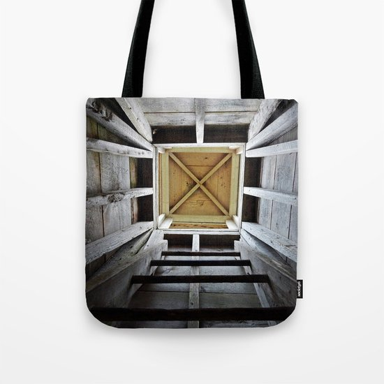 Up the Rung Ladder Tote Bag