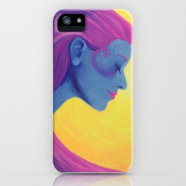 Nice Dream iPhone Case