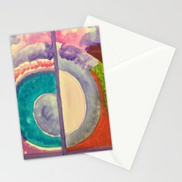 Life in Watercolor Stationery Cards