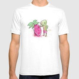 New shell T-shirt