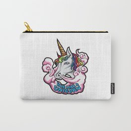 Vape Like A Unicorn | Cloud Chaser Illustration Carry-All Pouch