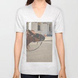 Cheval de Belém Unisex V-Neck