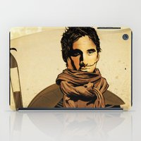 dune iPad Cases featuring DUNE by Storm Media