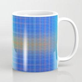 Glow Big Plaid Coffee Mug
