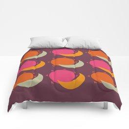 sun and moon Comforters
