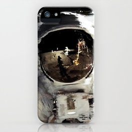 Last Contact iPhone Case