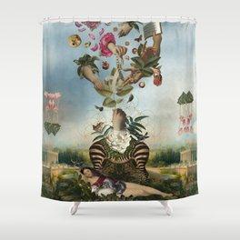 TULPA Shower Curtain