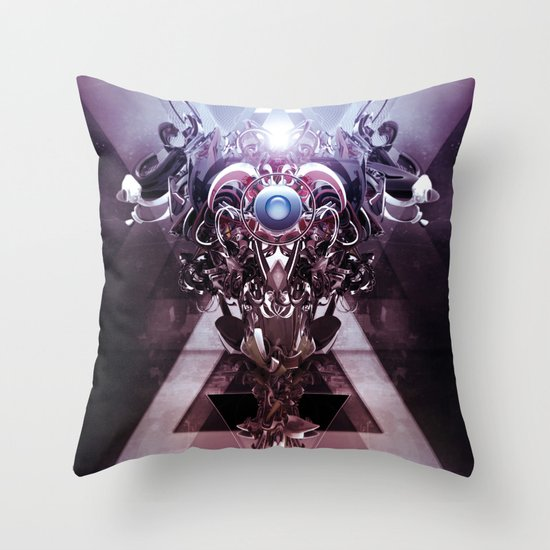 Vanguard mkii Throw Pillow