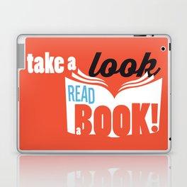 Take a look - Just Read Laptop & iPad Skin