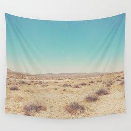 the Mojave Desert ... Wall Tapestry