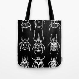 Beetles Tote Bag