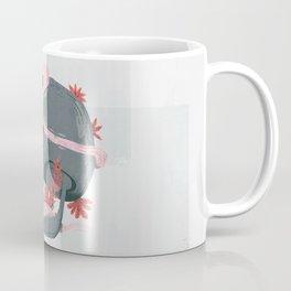death and silence Coffee Mug