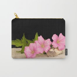 Pink Still life Carry-All Pouch