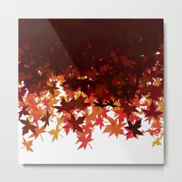 Canadian Fall Metal Print