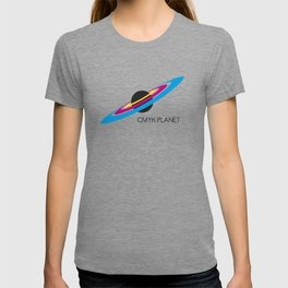 CMYK Planet T-shirt