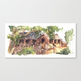 Cranbrook  Canvas Print