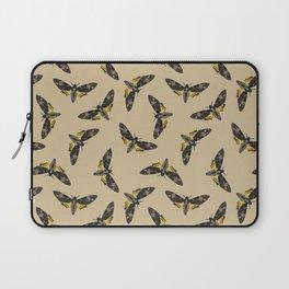 Death's-head hawkmoth Laptop Sleeve