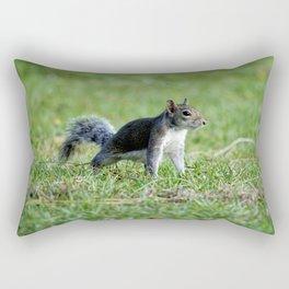 On Your Mark Rectangular Pillow