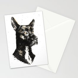 Dog Portrait Stationery Cards