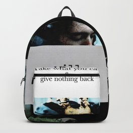 Slytherin Aesthetic Backpack