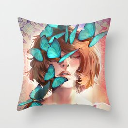 Life is Strange - Max Caufield Throw Pillow