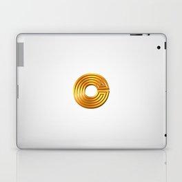 Letter C Laptop & iPad Skin