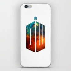 Doctor Who V iPhone & iPod Skin