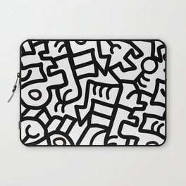 Dazed and Confused in the Morning Laptop Sleeve