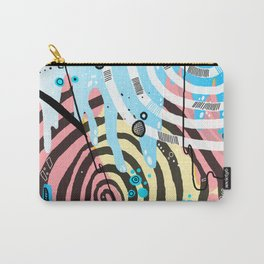 Habitual Rituals Carry-All Pouch