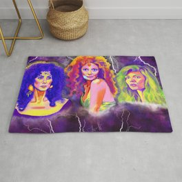 Witches Of Eastwick Rug
