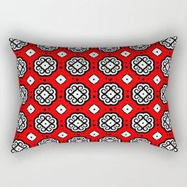 art of batik Rectangular Pillow