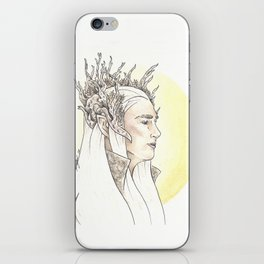 Thranduil iPhone Skin
