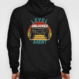 Level Unlocked Agent Loading Hoody