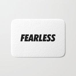 Fearless Bath Mat