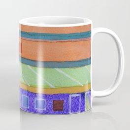 Modern Building Facade Coffee Mug