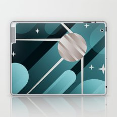 Watching the Moon Laptop & iPad Skin