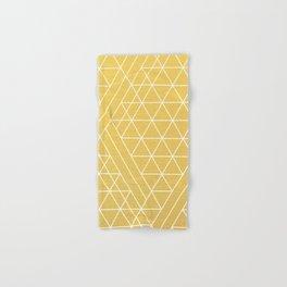Golden Goddess Hand & Bath Towel