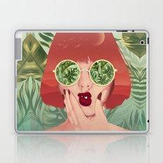 BEACH VIBES Laptop & iPad Skin