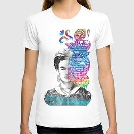 Frida Kahlo -  T-shirt